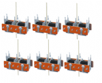 TRACK FRIDAY SPECIAL PL-10E Peco: Turnout Motor (Extended Pin) Pack of 6